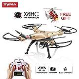 Syma X8HC Fernbedienung RC Quadcopter Drone Quadrocopter Drohne mit 2MP HD Kamera