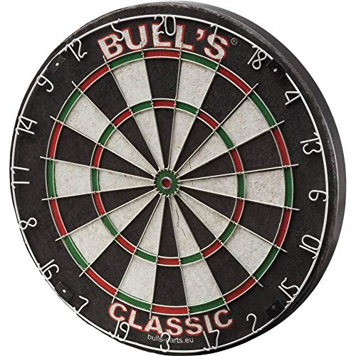 Bulls/Darts Classic Bristle Board, Mehrfarbig, One Size