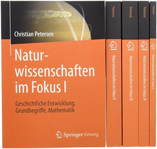Naturwissenschaften im Fokus: Band I bis V Fokus-band