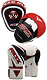 RDX Boxing Focus Punch Mitts MMA Training Punching - Best Reviews Guide