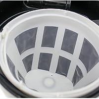 Kaffeemaschine Dual-zweck Automatische Tropfkaffeemaschine Isolierung Tee Maker,Black
