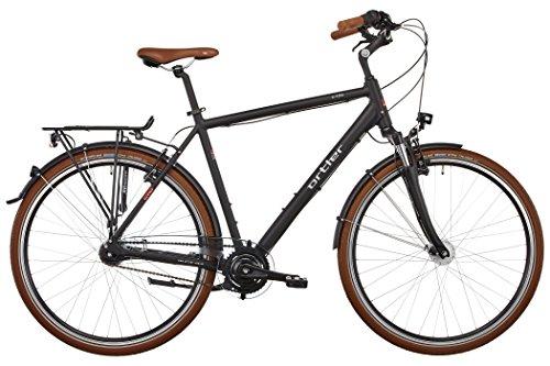 Ortler deGoya Herren schwarz matt Rahmengröße 60 cm 2017 Cityrad