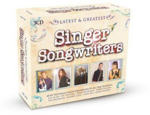 Singer Songwriter-Latest & Greatest