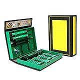 SISHUINIANHUA Für Handys Computer 38 In 1 Präzisionsinstrument Multifunktions-Handwerkzeug-Sets Repair Tools Kit Schraubendreher-Anzug