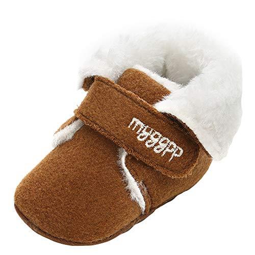 LANSKIRT   Bébé enfant Chaussons bébé, Mode Chaussures bébé Fille garçon  Chaussons Chauds en Fourrure da44e4c9d91