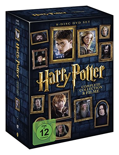 Harry Potter Complete Collection [8 DVDs]