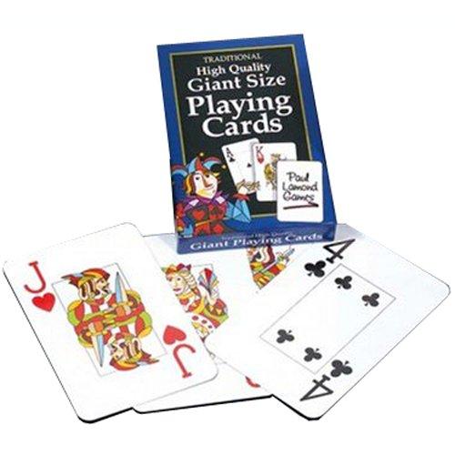 mbo Große Riese Spielkarten Schule Zaubertrick Show ()