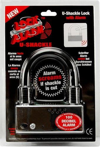 Lock Alarm 2503 U-Shackle