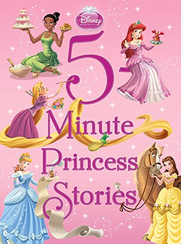 5-Minute Princess Stories (5 Minute Stories)