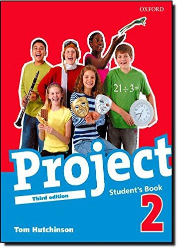 Project. Student's book. Per la Scuola media: Project 2: Student's Book 3rd Edition (Project Third Edition) - 9780194763059
