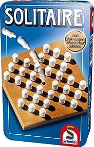 Schmidt Spiele 51231 Niños y Adultos Estrategia - Juego de Tablero (Estrategia, Niños y Adultos, Niño/niña, 8 año(s), 114 mm, 39 mm)