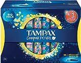 Tampax–Compaq Pearl–Regolare–Scatola di 24 immagine