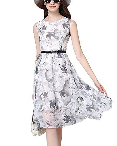Damen Vintage 50er Jahr Kleider Winter Rockabilly Kleid Abendkleider ...