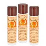 SPF 32 Lip Balm - Natural Coconut (3 pac...
