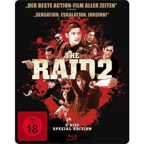 Bild von The Raid 2 (Steelbook) [Special Edition] (+DVD)  [Blu-ray]