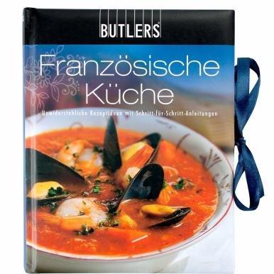 BUTLERS Kochbuch - Französische Küche