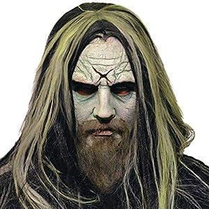 Générique-mahal765-Máscara látex Adulto-Rob Zombie-Talla única