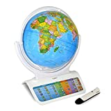 Oregon Scientific SG338C Smartglobe Infinity + Mappamondo Interattivo Parlante