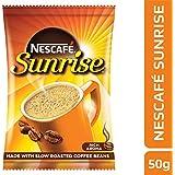 Nescafé Sunrise, Instant Coffee-Chicory Mix, 50g pouch
