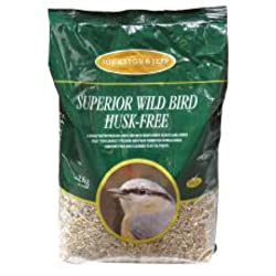 Superior Bird Food, Multicolour,