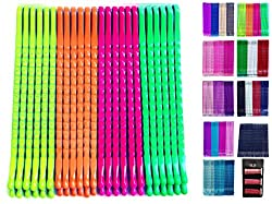 iOna Beauty Essentials Hair Care Bobby Bob Pin Clips Grip Slide Hairpins HP10SET1B for Girls 24