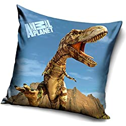 Planet Animal Dinosaurios Cojín, 40x 40cm, Original licencia oficial