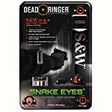Dead Ringer DR4357 Snake Eyes S&W M&P Front/Rear Tritium for sale  Delivered anywhere in UK