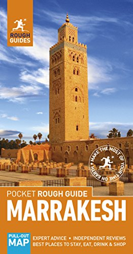 Marrakesh Pocket Rough Guide (Pocket Rough Guides) por Jacobs Daniel