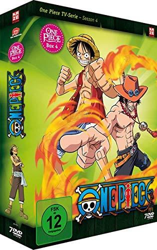 One Piece - Box 4: Season 4 (Episoden 93-130) [7 DVDs]