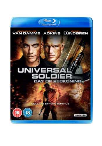Universal Soldier: Day of Reckoning [Blu-Ray] [Region B] (IMPORT) (Keine deutsche Version)