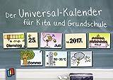Der Universal-Kalender für Kita und Grundschule, 2017 - Redaktionsteam Verlag an der Ruhr