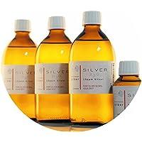 PureSilverH2O 1600ml Kolloidales Silber (3X 500ml/10ppm) + Flasche (100ml/10ppm) Reinheit & Qualität seit 2012 preisvergleich bei billige-tabletten.eu