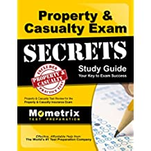 Property & Casualty Exam Secrets Study Guide: P-C Test Review for the Property & Casualty Insurance Exam (English Edition)