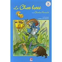Le Chat botté : La Belle au bois dormant (1CD audio)