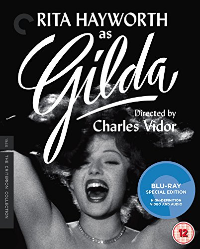 Gilda (The Criterion Collection) [Blu-ray] [1946]