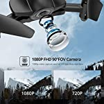 Holy Stone HS165 GPS Drone with 2K HD Camera for Adults, Foldable Drone for Beginners, FPV RC Quadcopter with GPS Return Home, Follow Me, Altitude Hold and 5G WiFi Transmission Live Video 17