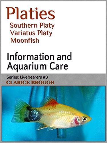 Platies - Moonfish (Livebearing Fish Book 3) (English Edition)