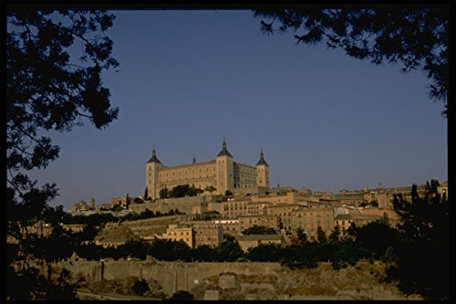 379094 Toledo Castle A4 Photo Poster Print 10x8