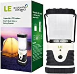 LE® Outdoor LED Lantern, Ultra Bright 300lm, shockproof, skidproof, Home, Garden and Camping Lanterns