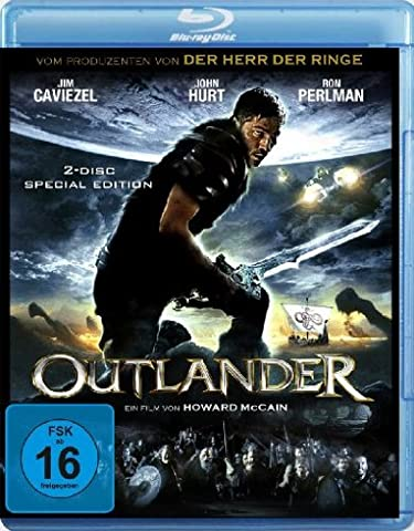 Outlander (2-Disc Special Edition) [Blu-ray] [Collector's Edition] (Predator Filme)