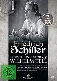 Friedrich Schiller - Spielfilm und Drama [2 DVDs]