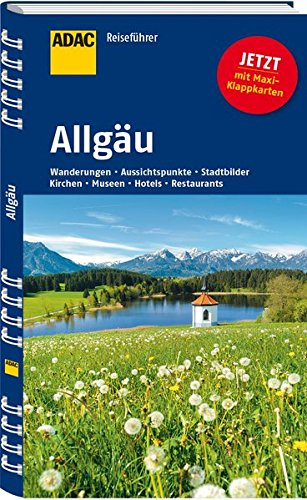 Preisvergleich Produktbild ADAC Reiseführer Allgäu