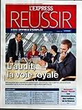 EXPRESS REUSSIR (L') [No 2954] du 14/02/2008 - L'AUDIT - LA VOIE ROYALE - CARRIERES INTERNATIONALE - EXPORT - INGENIEURS - TECHNICIENS ET PRODUCTION - BTP - CONSTRUCTION - IMMOBILIER - MANAGEMENT ET VENTE - MARKETING - COMMUNICATION - METIER DE LA SANTE - GESTION - COMPTABILITE ET FINANCE - HIGH-TECH - INFORMATIQUE T TELECOM...