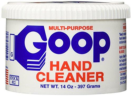 Goop Handreiniger, Fleckentferner für Wäsche, 397 Gramm