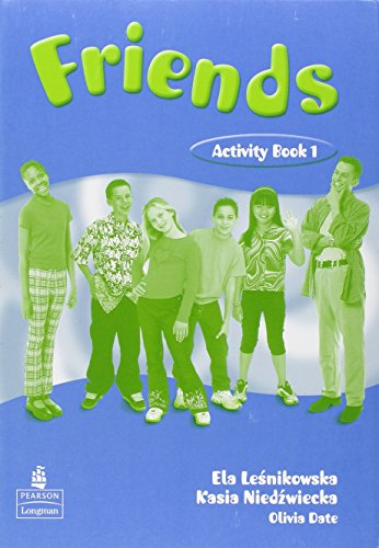 Friends 1 (Global) Activity Book: Global Workbook 2
