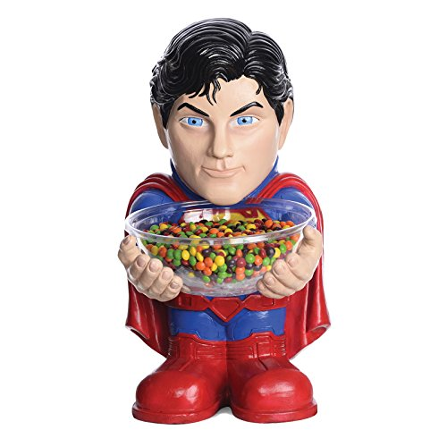 Verschiedenen Superman Kostümen (Superman Candy Bowl Holder)