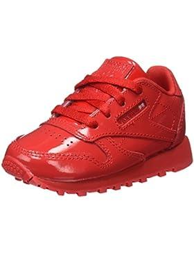 Reebok Classic Patent, Zapatillas de Gimnasia para Niñas