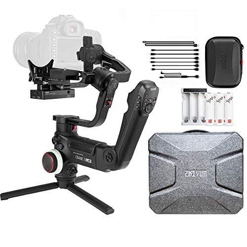 ZHIYUN Crane 3 Lab OFFIZIELL 3-Achsen Handheld Gimbal Stabilisator für DSRL Kamera