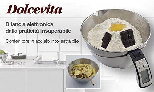 Imetec 7786 dolcevita es 4 bilancia elettronica da cucina ebay - Bilancia elettronica da cucina ...