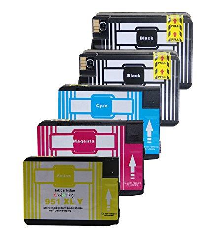ColorJoy compatibile HP 950X L Cartuccia d' inchiostro (Ink Tank Modello)